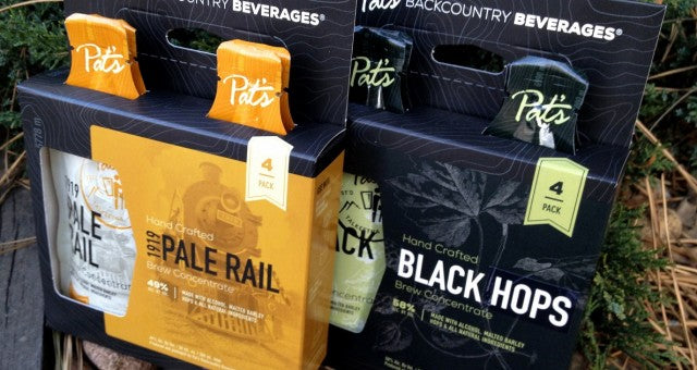 Pat's Backcountry Beverages Brew Concentrates