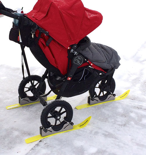 Polar Stroller Skis - Garage Grown Gear