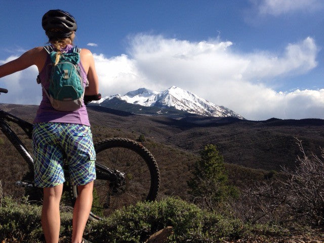 Shredly Mountain Bike Shorts for Women