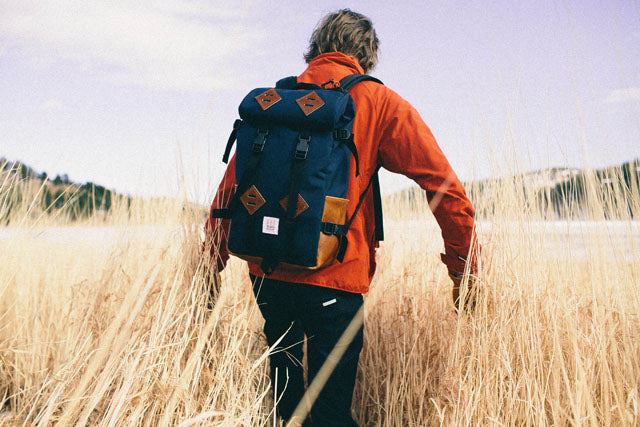 Topo Designs USA Made Backpacks - GarageGrownGear.com