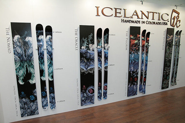Boutique ski companies Icelantic Garage Grown Gear_2