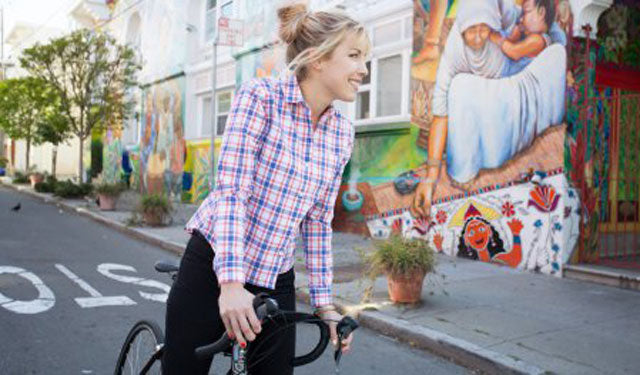 Cool bike gear for commuters and cruisers - Garage Grown Gear - Betabrand