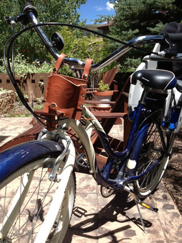 Cool bike gear for commuters and cruisers - Garage Grown Gear - Rocky Mountain Holster