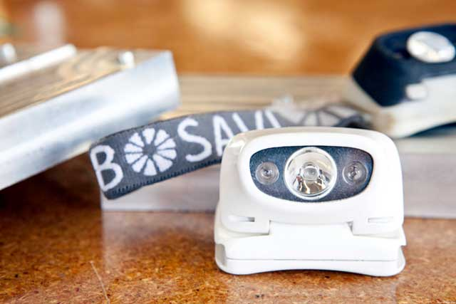 Bosavi successful Kickstarter campaigns Garage Grown Gear