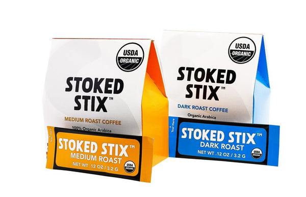 Stoked Stix - Instant Coffee That Actually Tastes Good For Backpacking, Outdoors