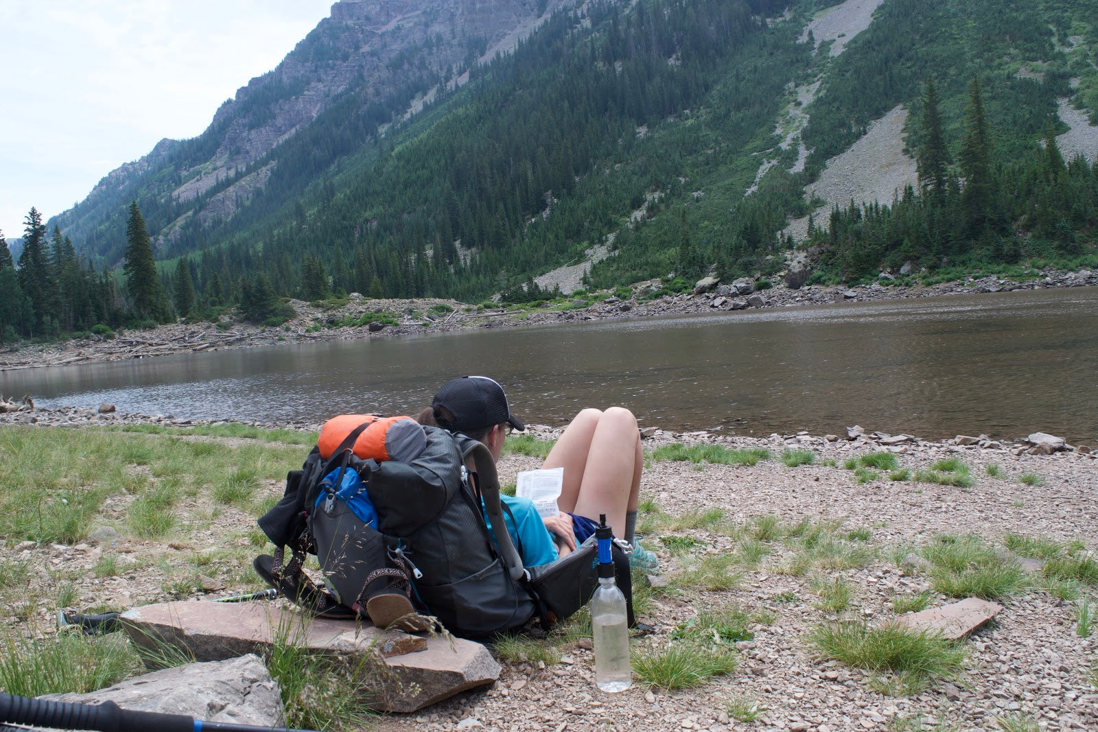 How to Fight Fatigue and Tiredness Backpacking Backcountry