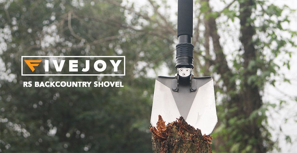 FiveJoy RS Folding Multitool Shovel Review