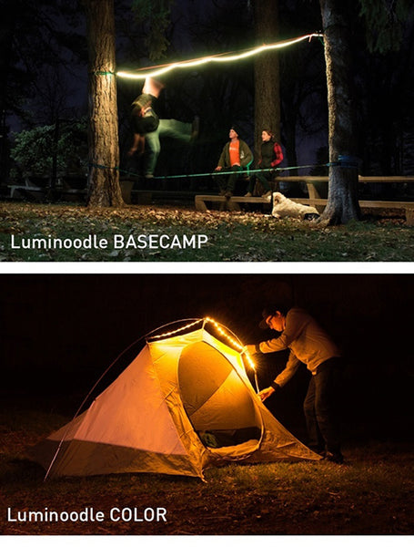 Luminoodle Basecamp
