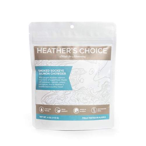 Heathers Choice Best Food Snacks Coffee Thru-Hiking Kits Lightweight Backpacking Recommendations