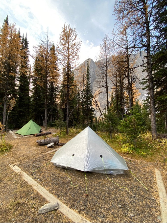 Canada Canadians Backpacking Lightweight Ultralight UL