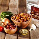 Sweet Potato Chili Mac by Trailtopia