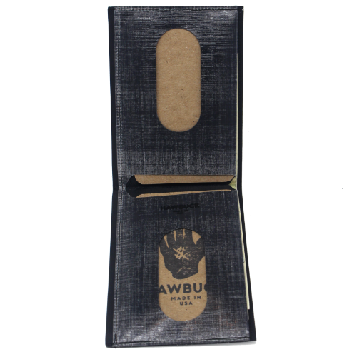 Lean Wallet Black by Hawbuck