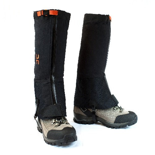 Hillsound Gaiters and crampons