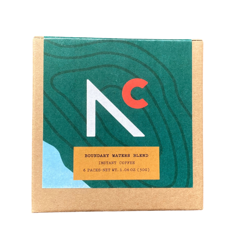 Boundary Waters Blend Instant Coffee by Northern Coffeeworks