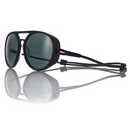 Dolomite Charcoal Armless Sunglasses by Ombraz Sunglasses