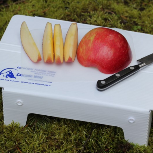 Cutting Board by Cascade Wild
