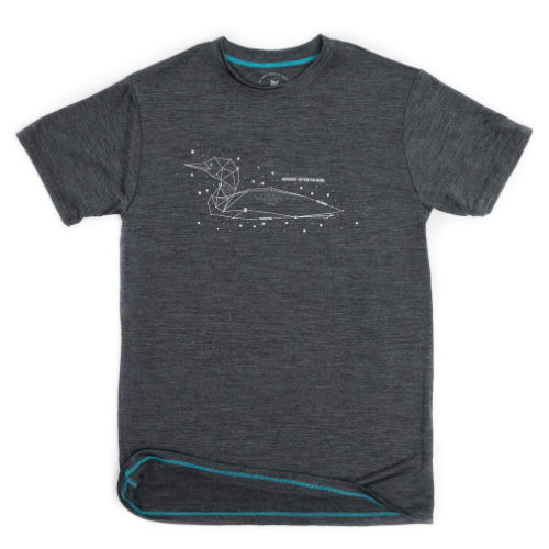 Starry Loon Tee (unisex) by Borealis Wool Co.