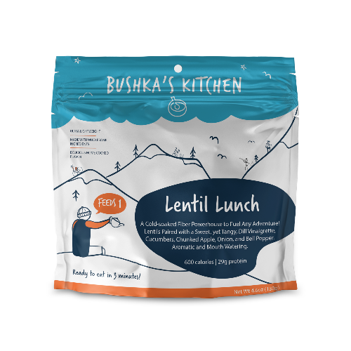 Bushka Lentil Lunch