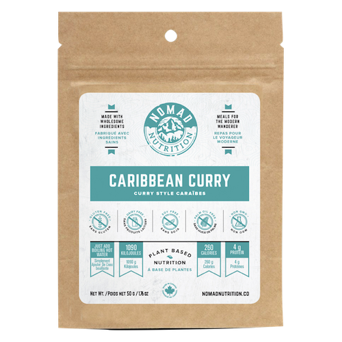 Caribbean Curry by Nomad Nutrition