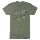 Petroglyphs Shirt by Cedarpass Creative