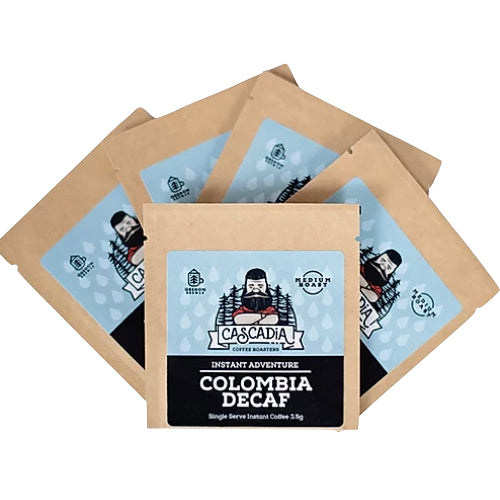 Columbia Decaf by Cascadia Coffee Roasters