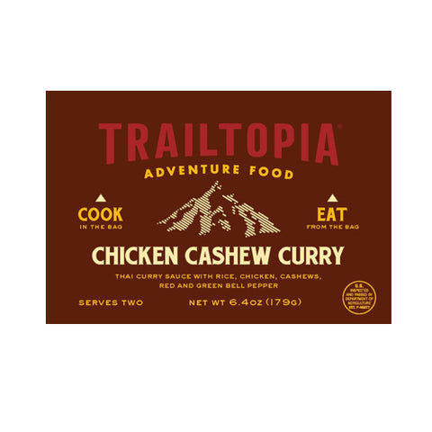 Chicken Cashew Curry by Trailtopia