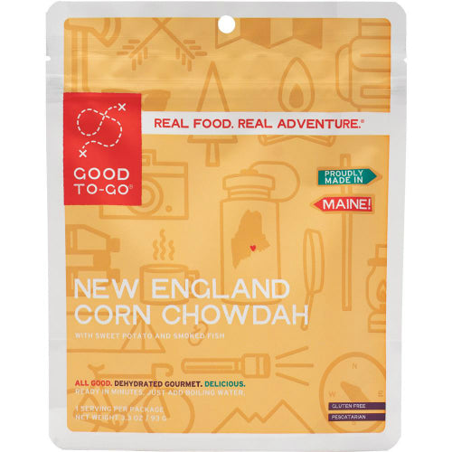New England Corn Chowdah by Good To-Go