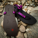 Ultralight Pursuit Sandals by Deliberate Life Designs
