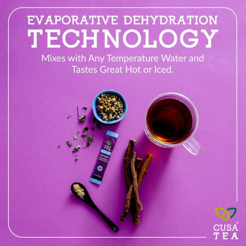 Deep Doze Herbal Tea by Cusa Tea
