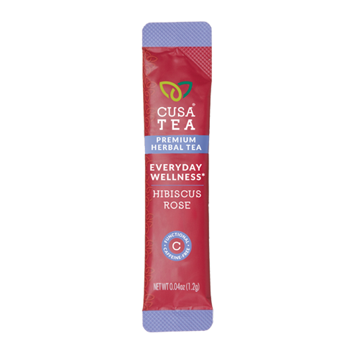 Everyday Wellness Herbal Tea by Cusa Tea