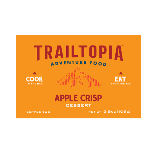 Fruit Crisp Deserts (multiple flavors) by Trailtopia