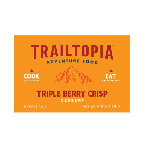 Fruit Crisp Desserts (multiple flavors) by Trailtopia