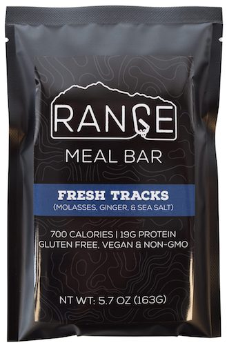 Fresh Tracks Meal Bar by Range