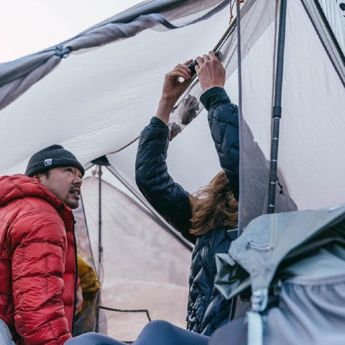 The Top Shelf by Gossamer Gear