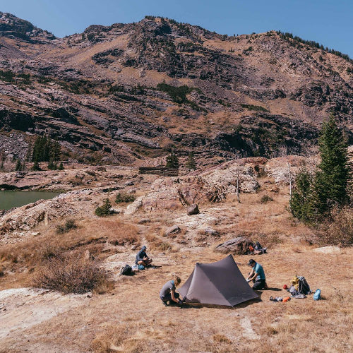 The Two by Gossamer Gear