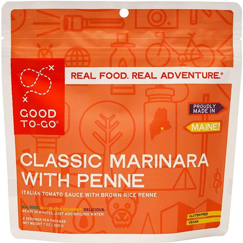 Classic Marinara with Penne by Good To-Go