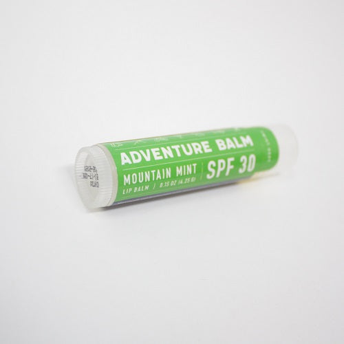 'Mountain Mint' SPF 30 Lip Balm by Ski Balm