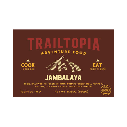 Jambalaya by Trailtopia