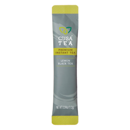Lemon Black Instant Tea by Cusa Tea