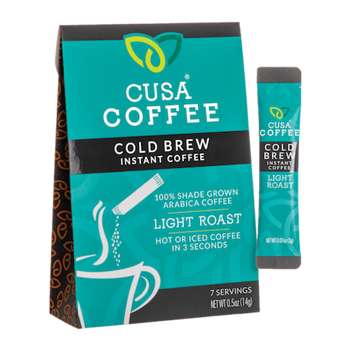 Coffee by Cusa Tea