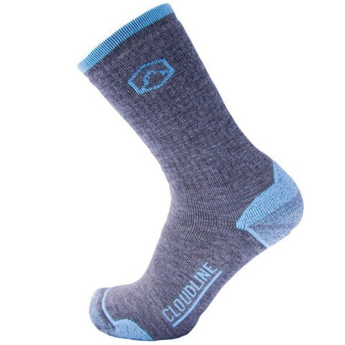 The Light Cushion Switchback Hiking Sock - by Cloudline Apparel
