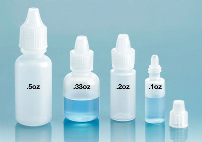 Mini Dropper Bottles