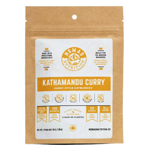 Kathmandu Curry by Nomad Nutrition