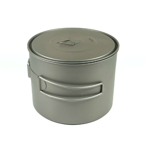 Titanium 1300ml Pot by Toaks