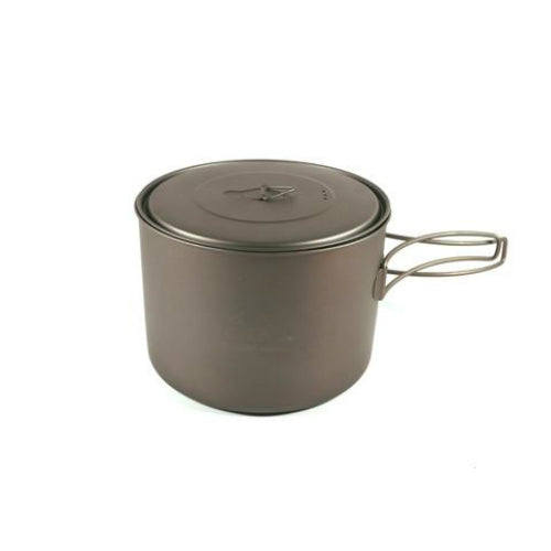 Titanium 1600ml Pot by Toaks