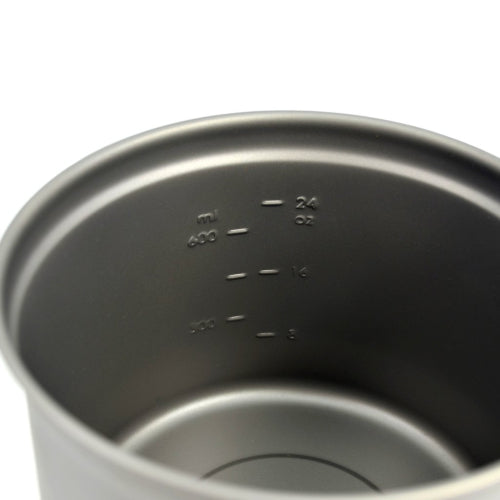 Titanium 900ml Pot by Toaks