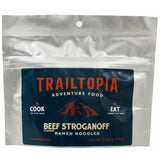 Beef flavored Stroganoff Ramen Noodles by Trailtopia