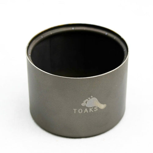 Titanium Siphon Alcohol Stove by Toaks