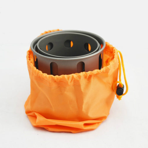 Titanium Backpacking Wood Burning Stove (small) by Toaks