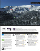 Backcountry Skiing: Berthoud Pass, CO [PRE-ORDER] by Beacon Guidebooks